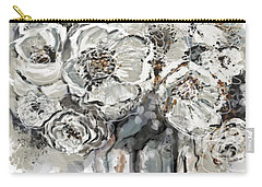 Floral Anxiety  Carry-all Pouch