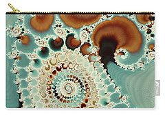 Flow Of Consciousness Carry-all Pouch