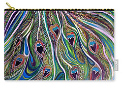 Flow Of Grace Carry-all Pouch