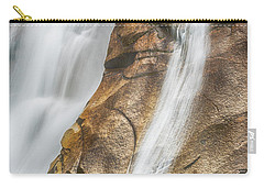 Carry-all Pouch featuring the photograph Flow by Stephen Stookey