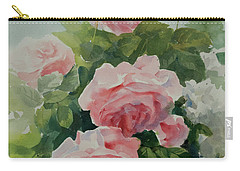 Flower 11 Carry-all Pouch
