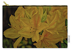 Flower 6 Carry-all Pouch