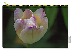 Flower 654853 Carry-all Pouch by Timothy Latta