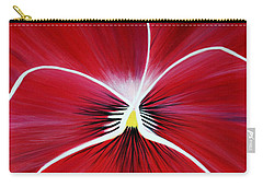 Flower Abstract 3 Carry-all Pouch