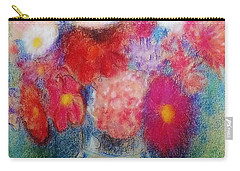 Flower Arrangement Carry-all Pouch