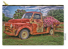 Dodge Flower Bed Carry-all Pouch