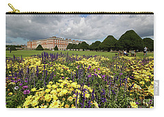 Flower Bed Hampton Court Palace Carry-all Pouch