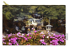 Flower Box Carry-all Pouch
