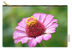 Flower Close-up Carry-all Pouch