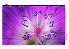 Flower Color Explosion Carry-all Pouch