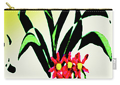 Flower Design #2 Carry-all Pouch