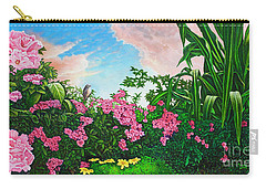 Flower Garden Xi Carry-all Pouch