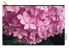 Flower In Color Carry-all Pouch