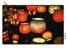 Flower Lamps Carry-all Pouch