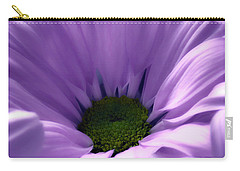 Flower Macro Beauty 4 Carry-all Pouch