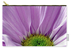 Flower Macro Beauty Carry-all Pouch