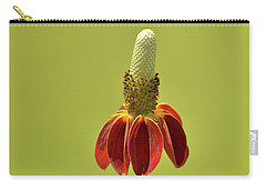 Flower  Carry-all Pouch by Nancy Landry