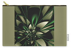 Flower Of Art Carry-all Pouch