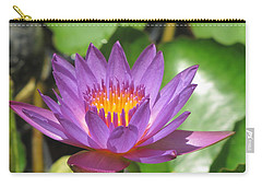 Flower Of The Lilly Carry-all Pouch