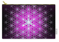 Flower Of Life Basic Carry-all Pouch