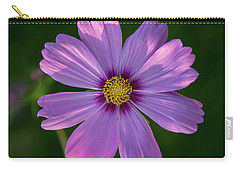 Carry-all Pouch featuring the photograph Flower Of Love by Dale Kincaid