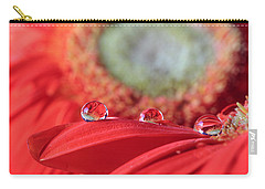 Flower Reflections Carry-all Pouch