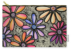 Flower Series 4 Carry-all Pouch