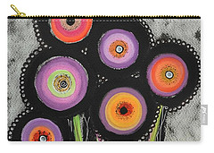 Flower Series 6 Carry-all Pouch
