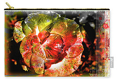 Flower Vector Carry-all Pouch
