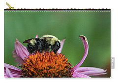 Flowerbee Carry-all Pouch
