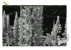 Flowering Green Aura Carry-all Pouch