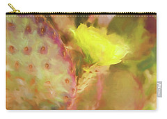 Flowering Pear Carry-all Pouch