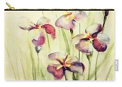 Flowers Carry-all Pouch by Allen Beilschmidt
