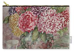 Flowers Arrangement  Carry-all Pouch