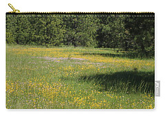 Flowers At Fish Hatchery Carry-all Pouch