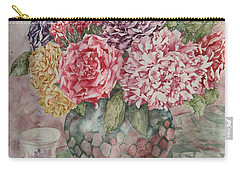 Flowers Arrangement  Carry-all Pouch