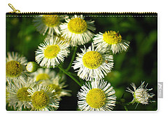 Flowers Carry-all Pouch