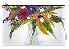 Flowers For An Occasion Carry-all Pouch