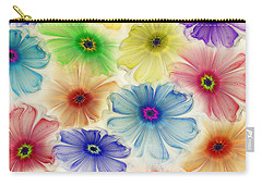 Flowers For Eternity Carry-all Pouch