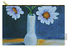Flowers For Greta Carry-all Pouch