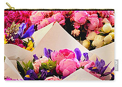 Flowers For Sale2 Carry-all Pouch