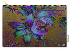 Flowers For The Heart Carry-all Pouch