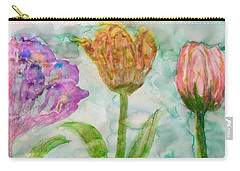 Tulips A'bloom Carry-all Pouch
