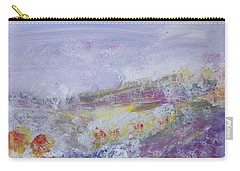 Flowers In The Ether Carry-all Pouch