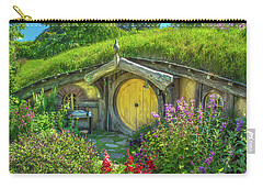 Flowers In The Shire Carry-all Pouch