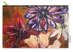 Flowers In The Spring Carry-all Pouch