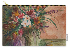 Flowers In Vases 2 Carry-all Pouch