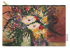 Flowers In Vases Carry-all Pouch