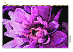 Flowers Of Lavender And Pink 1 Carry-all Pouch