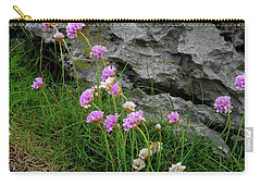 Flowers Of The Burren Carry-all Pouch